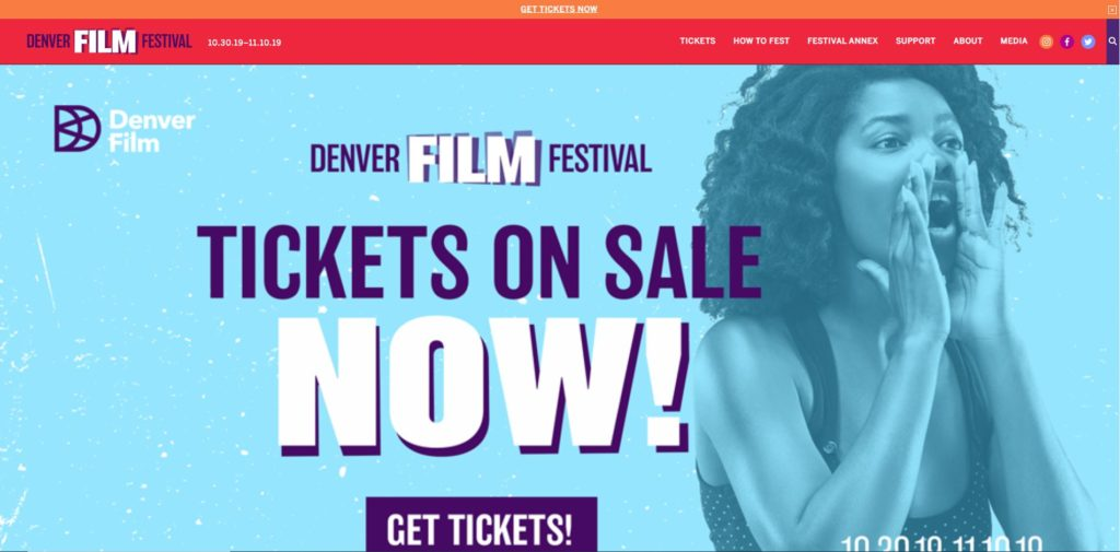 Denver Film Festivals - Denver Film Festival