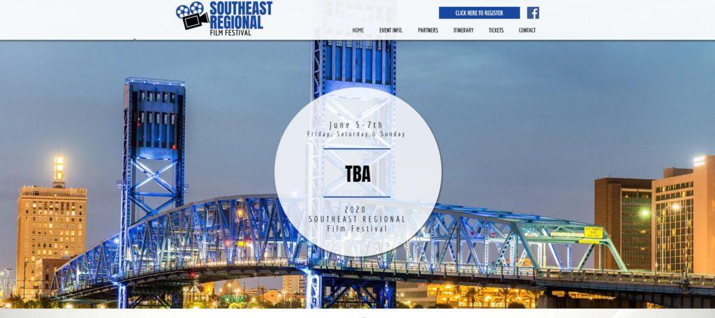 Jacksonville Film Festivals - Southeast Regional Film Festival