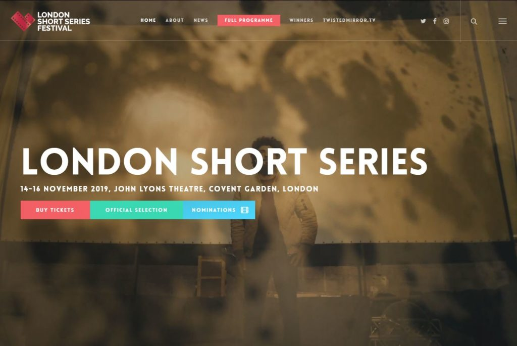 London Film Festivals - London Short Series Festival