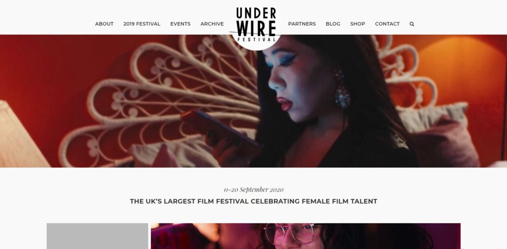 London Film Festivals - Underwire Festival