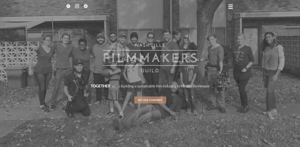 Nashville Film Unions and Guilds - Nashville Filmmakers Guild