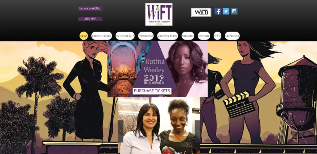 New Orleans Film Unions and Guilds - Women in Film and Television Louisiana