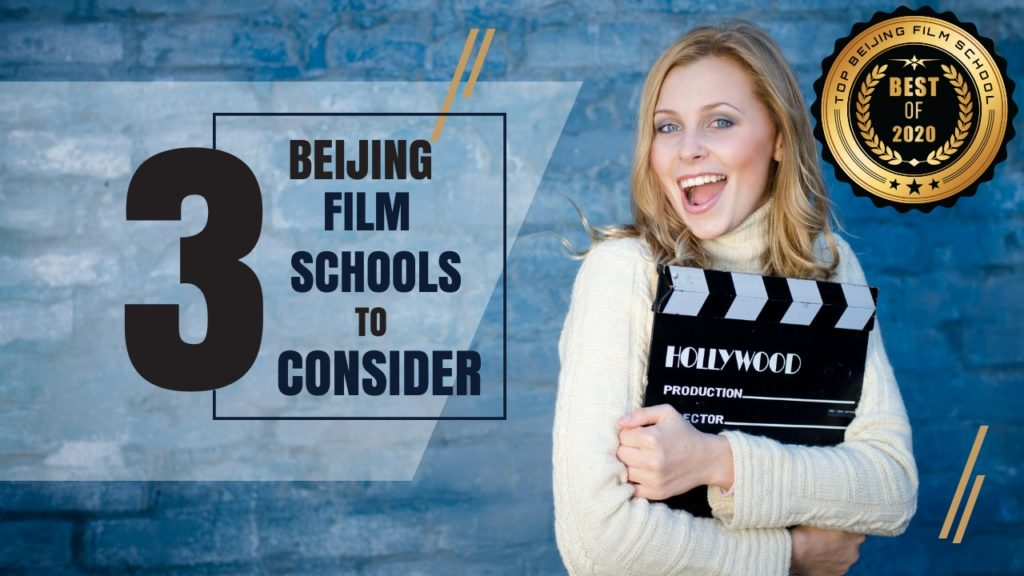 Top 3 Beijing Film Schools