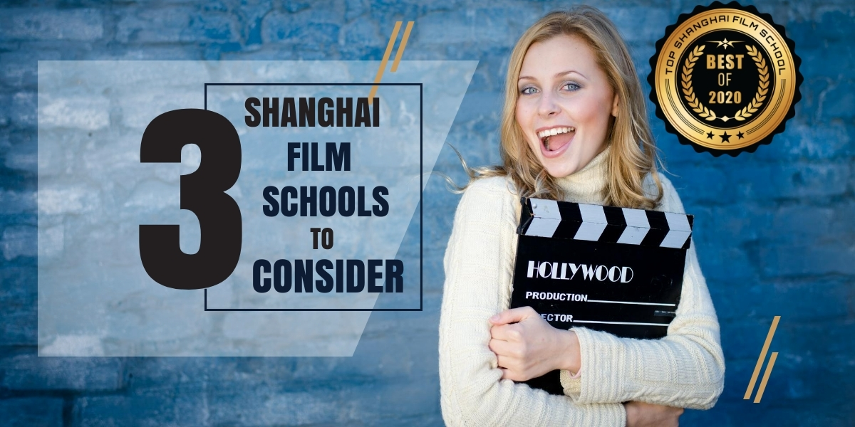 Top 3 Shanghai Film Schools