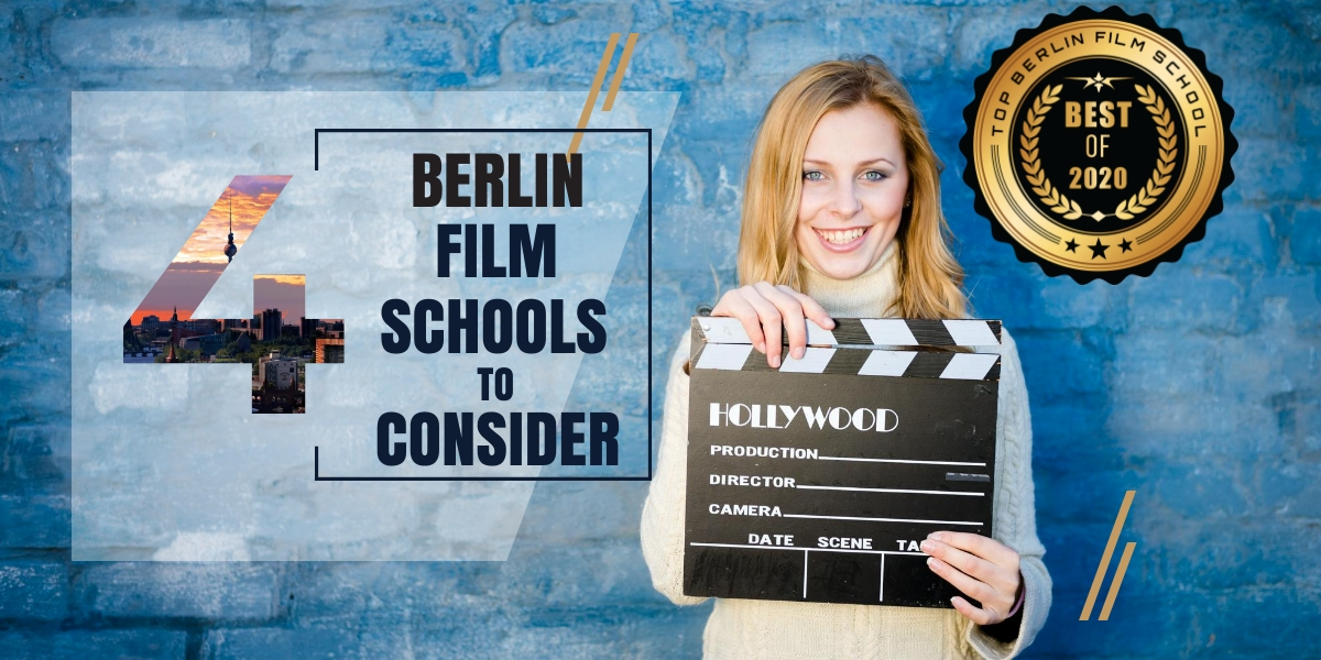 Top 4 Berlin Film Schools