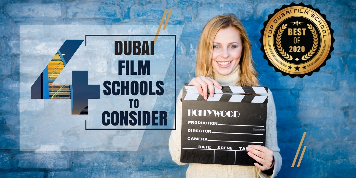 Top 4 Dubai Film Schools