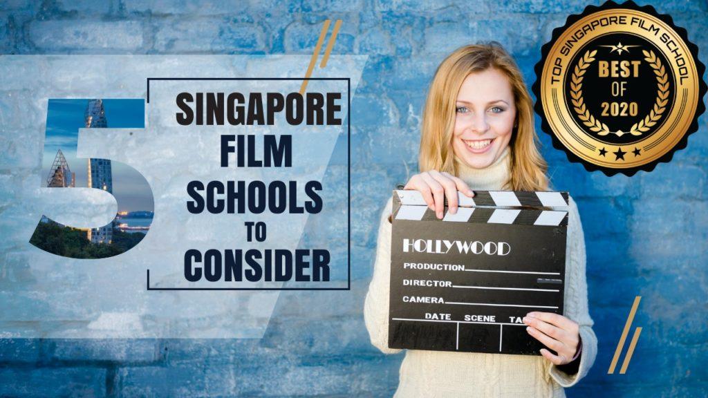 Top 5 Singapore Film Schools