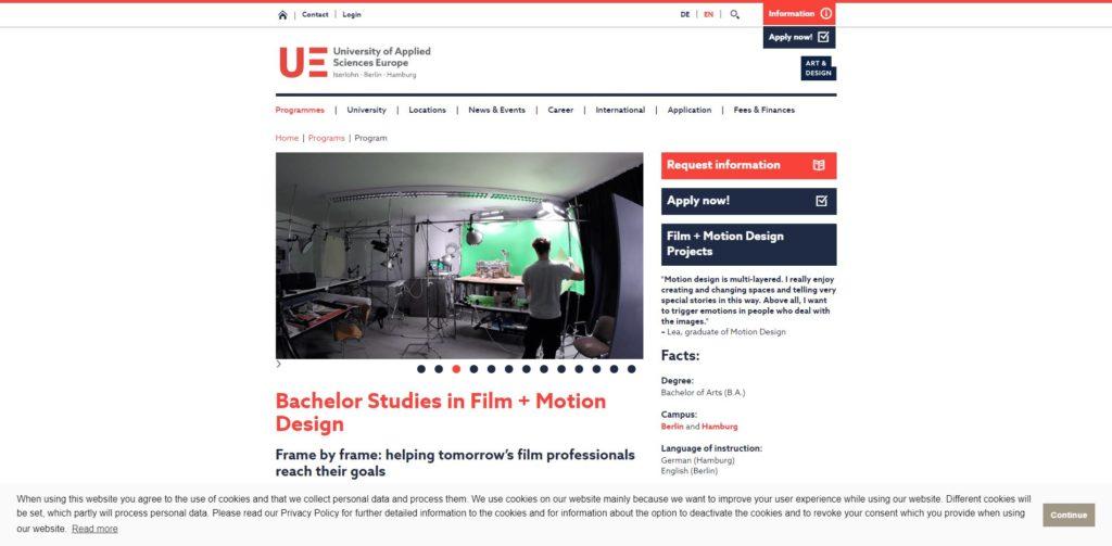 Film Uni Berlin