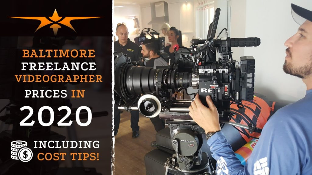 Baltimore Freelance Videographer Prices in 2020