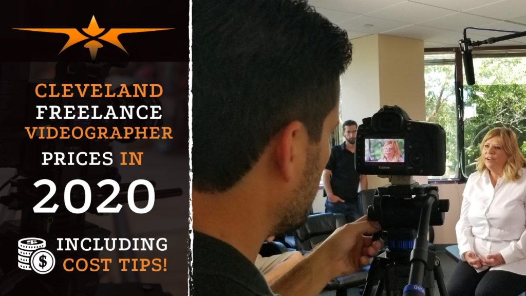 Cleveland Freelance Videographer Prices in 2020