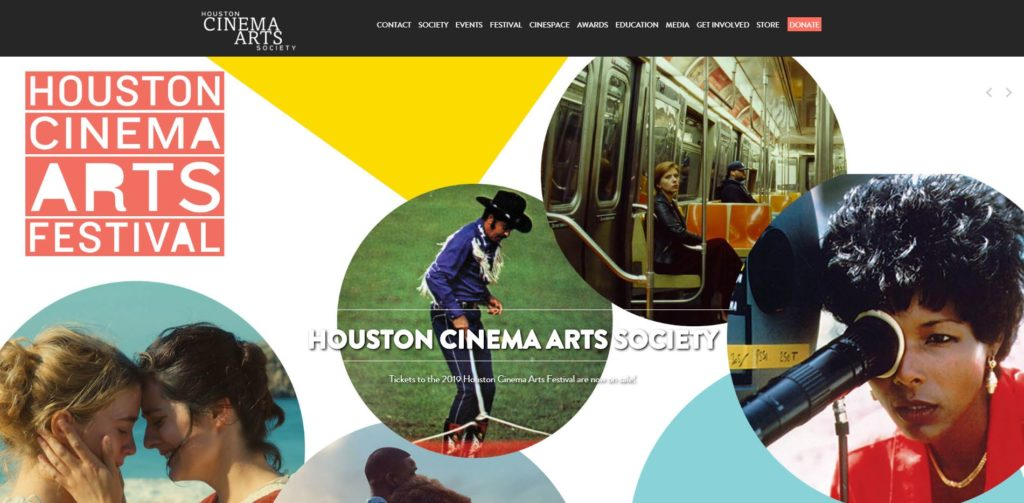 Houston Film Unions and Guilds - Houston Cinema Arts Society