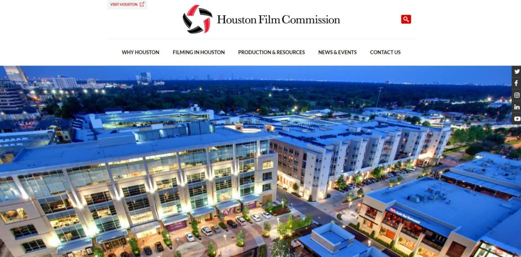 Houston Film Unions and Guilds - Houston Film Comission