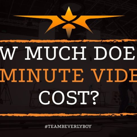 How Much Does a 3 Minute Video Cost