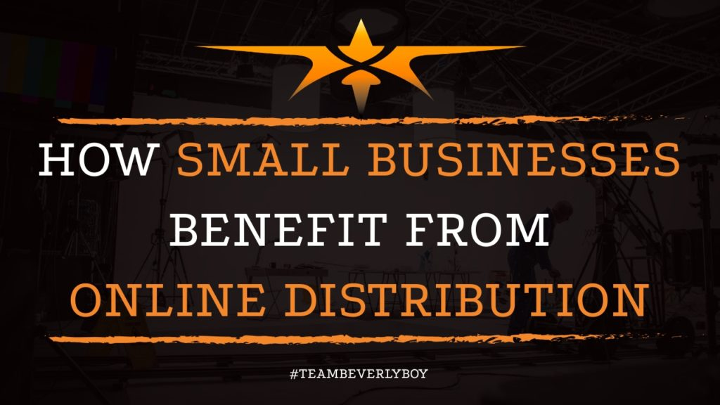 How Small Businesses Benefit from Online Video Distribution