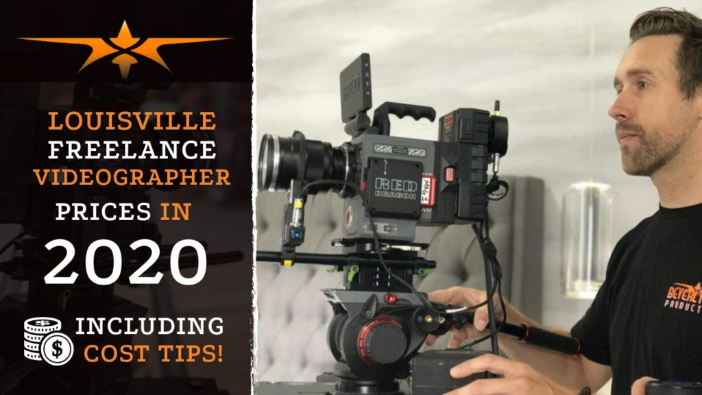 Louisville Freelance Videographer Prices in 2020