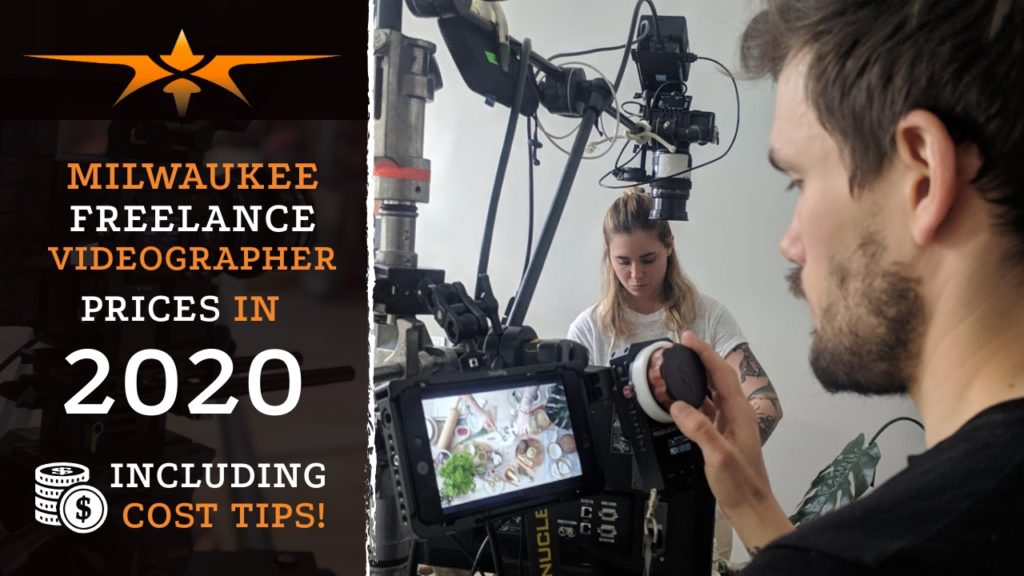 Milwaukee Freelance Videographer Prices in 2020