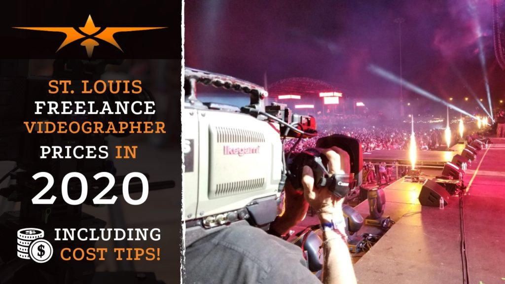 St. Louis Freelance Videographer Prices in 2020