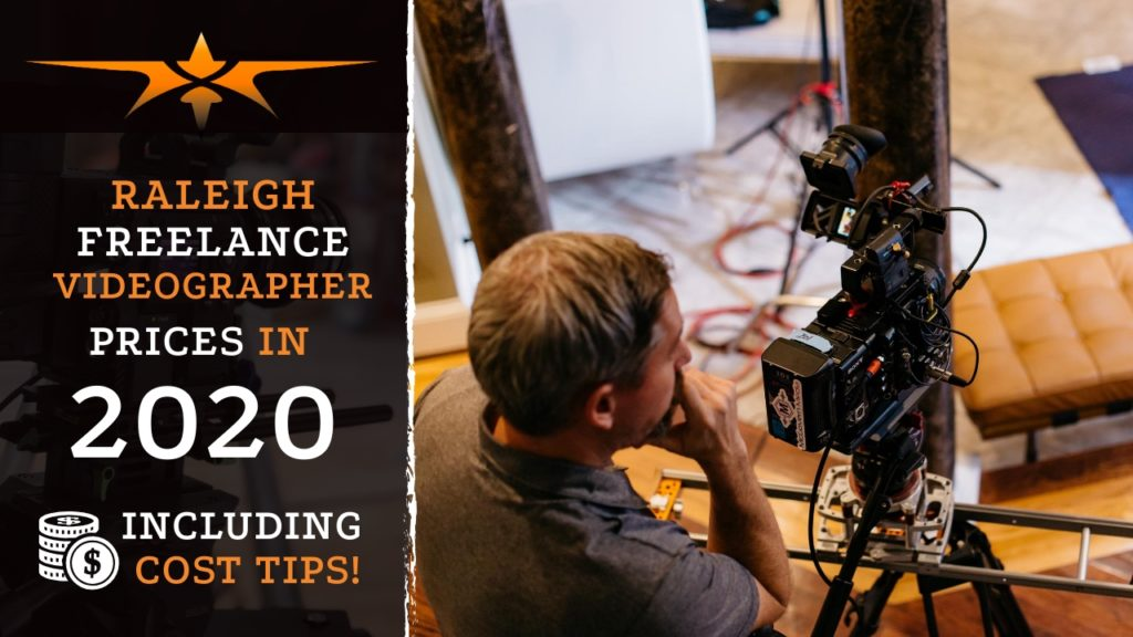 Virginia Beach Freelance Videographer Prices in 2020
