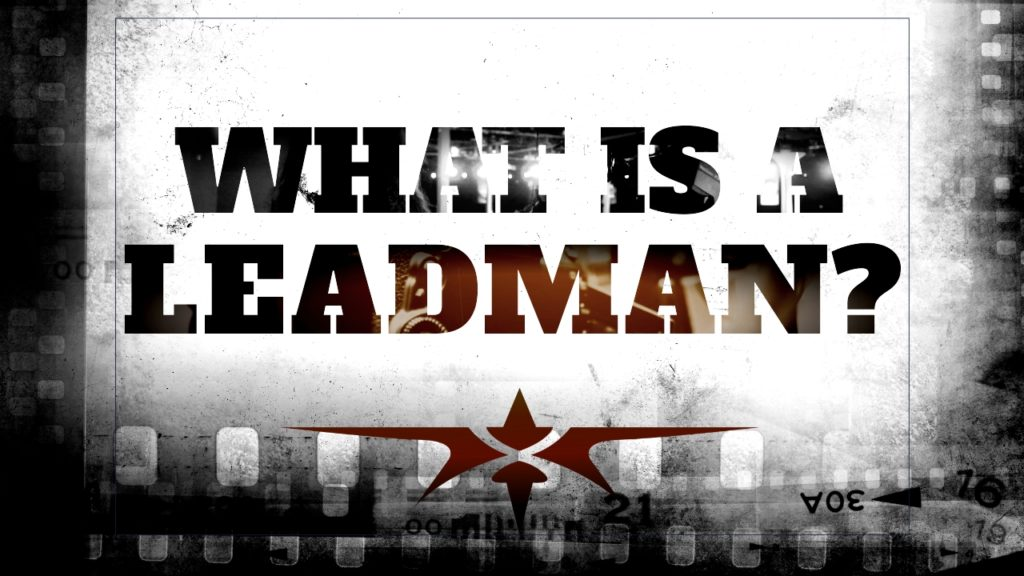 What is a Leadman