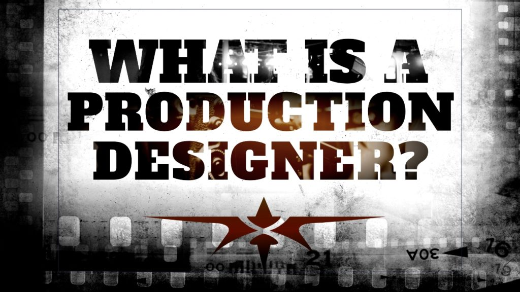 What is a Production Designer