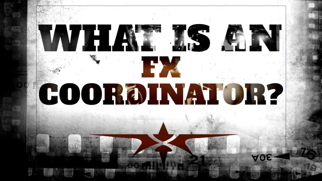 What is an FX Coordinator