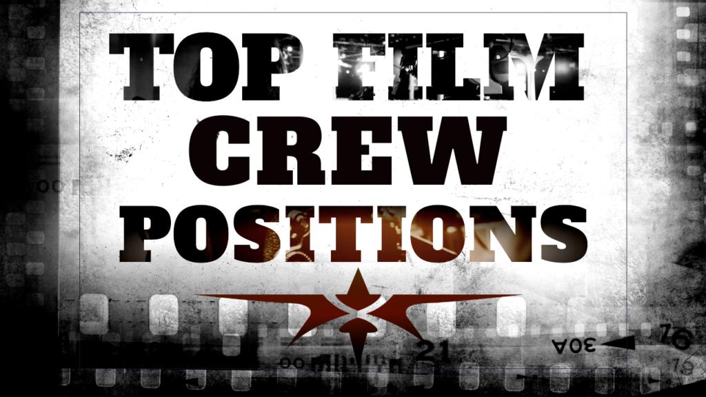 film crew positions