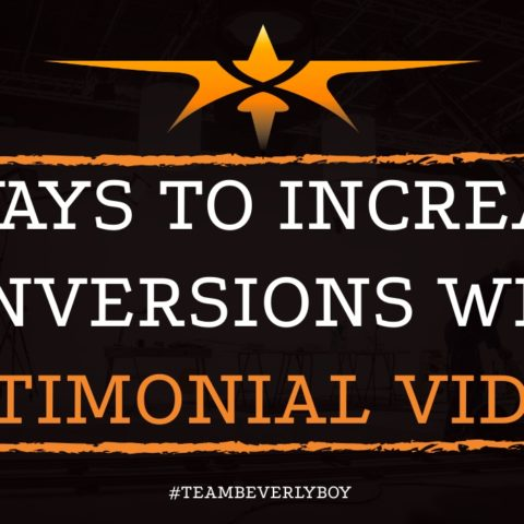8 Ways to Increase Conversions with Testimonial Videos