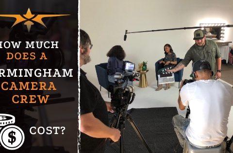 Birmingham Camera Crew Cost