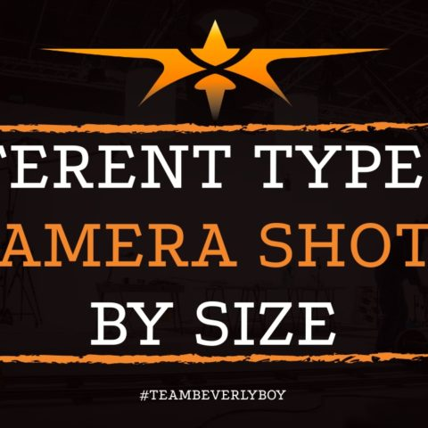 Different Types of Camera Shots by Size
