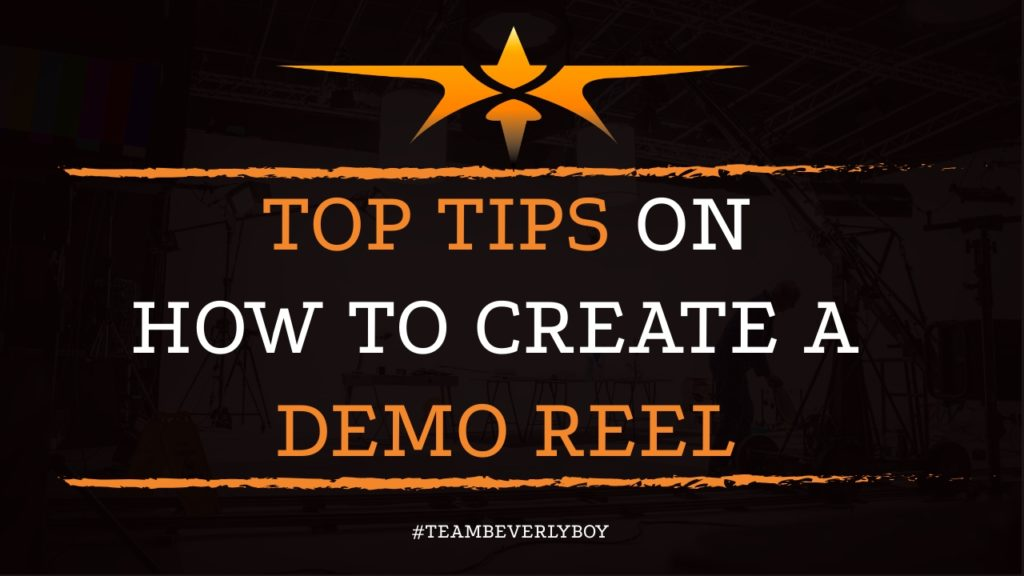How to Create a Demo Reel