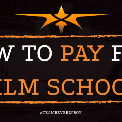How to Pay for Film School