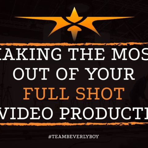 Making the Most Out of your Full Shot in Video Production