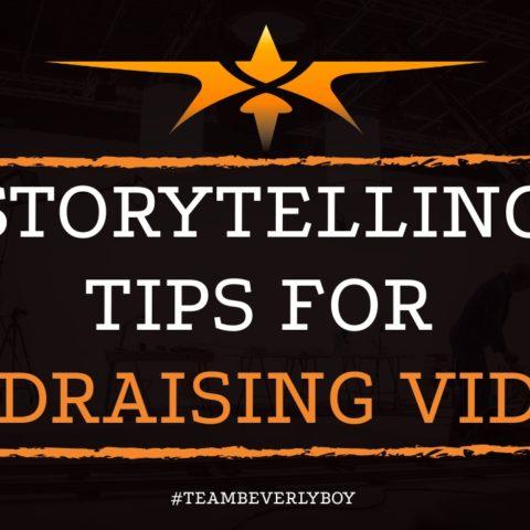 Storytelling Tips for Fundraising Videos