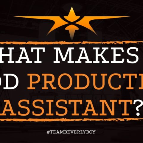 What Makes a Good Production Assistant?
