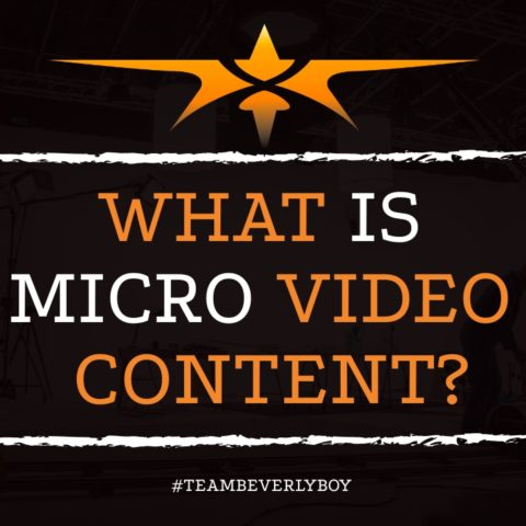 What is Micro Video Content