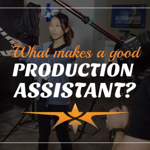 good production assistant tips