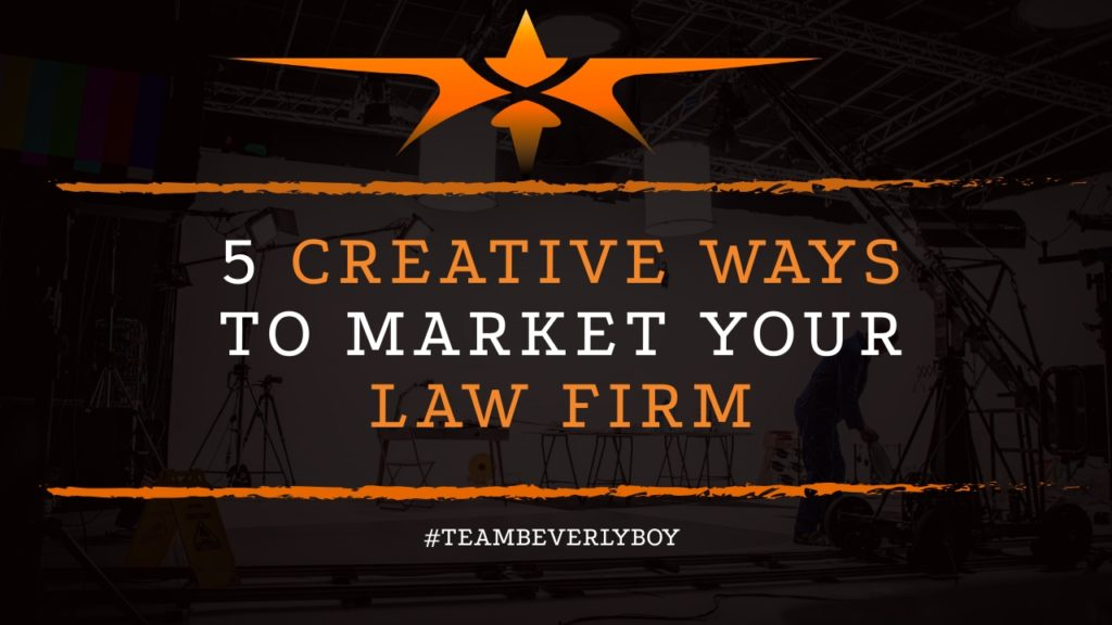 title 5 ways to market your law firm with legal videos