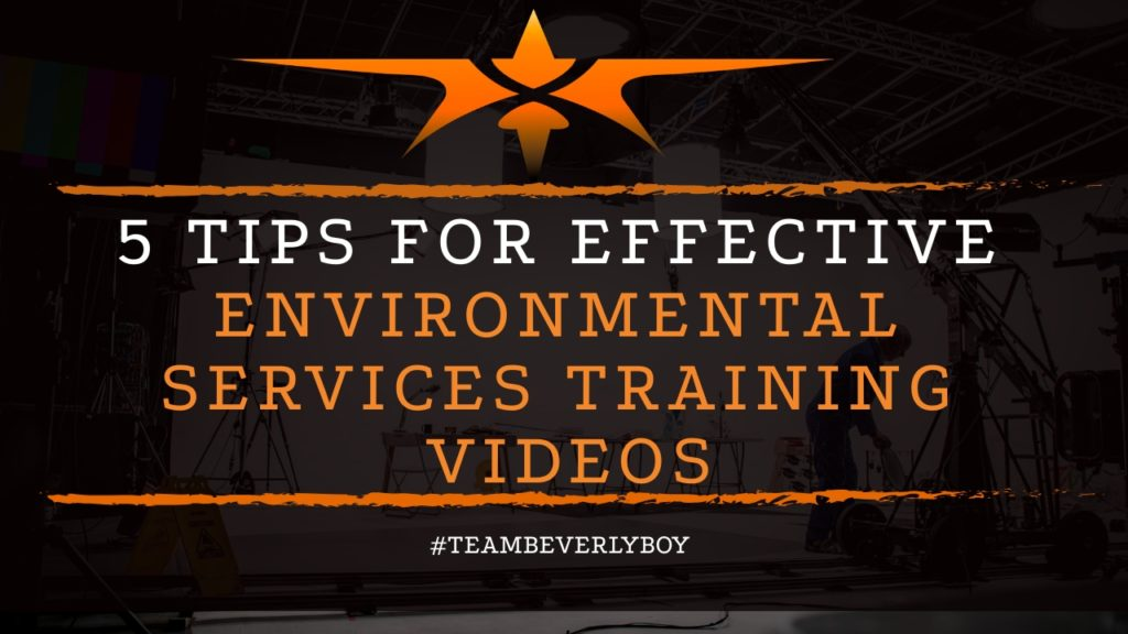 title environmental services training videos