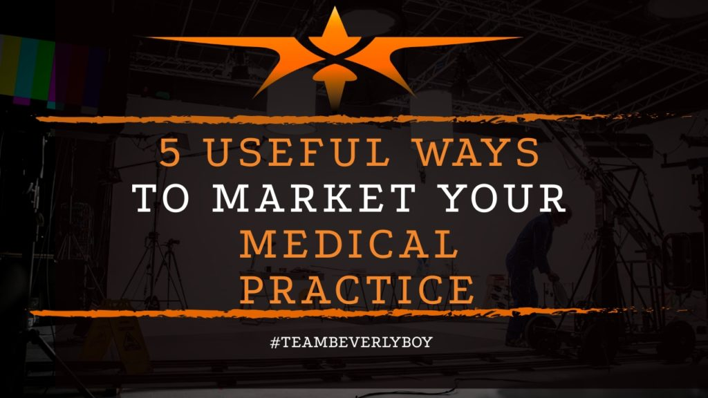 title 5 ways to market medical practice