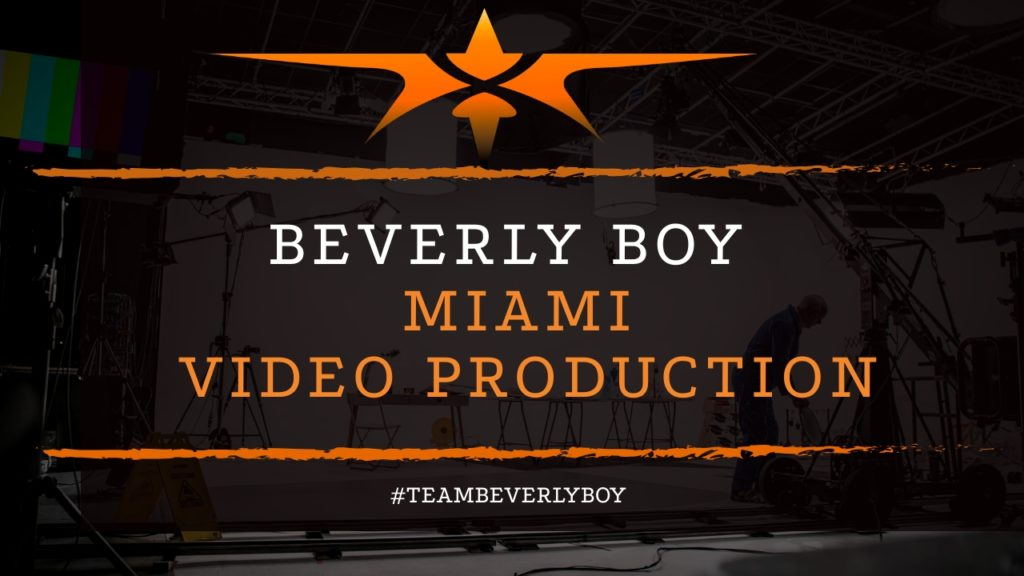 title Beverly Boy Miami Video Production