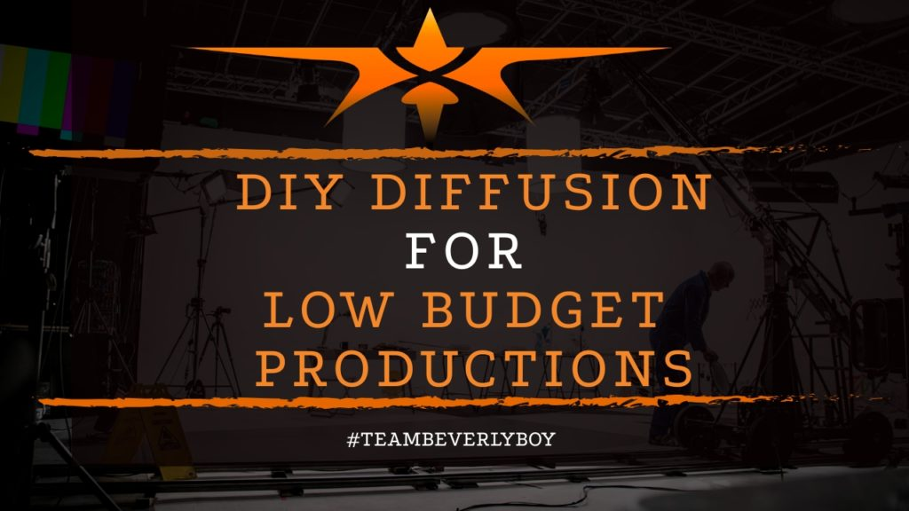 title DIY diffusions for low budget films