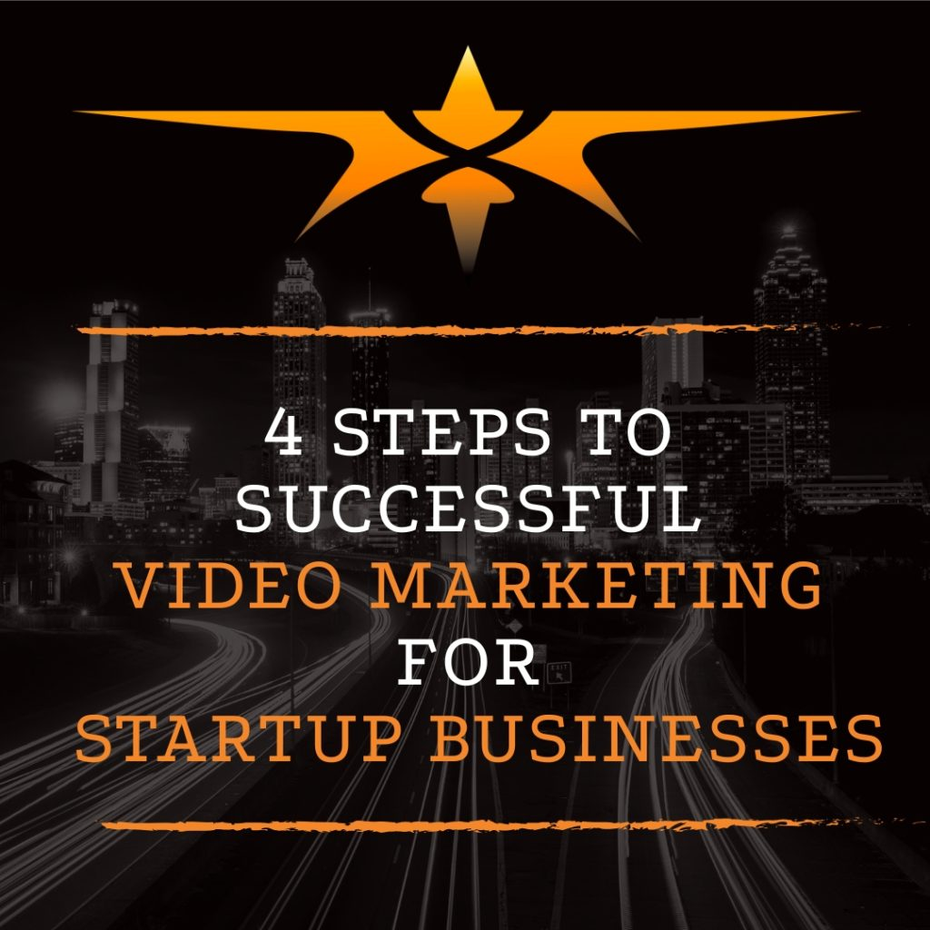 steps to successful video marketing for startups