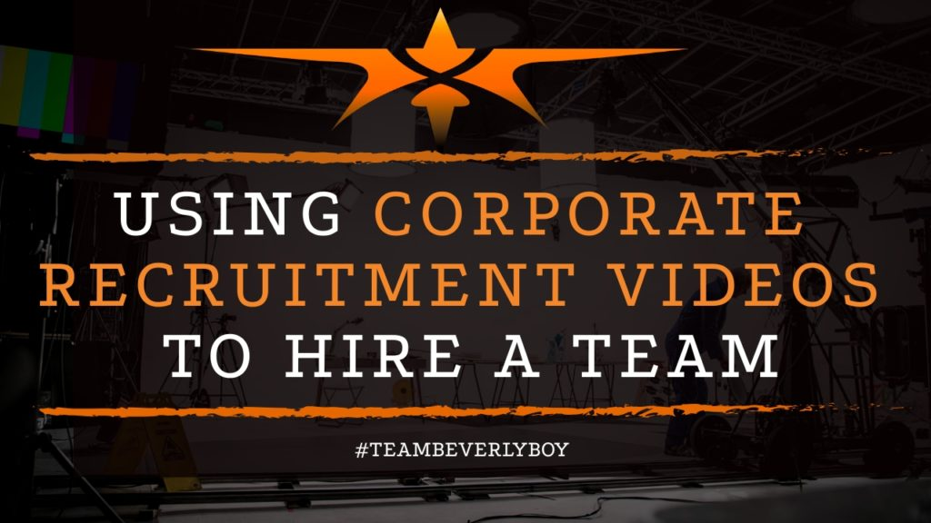 title corporate recruitment videos