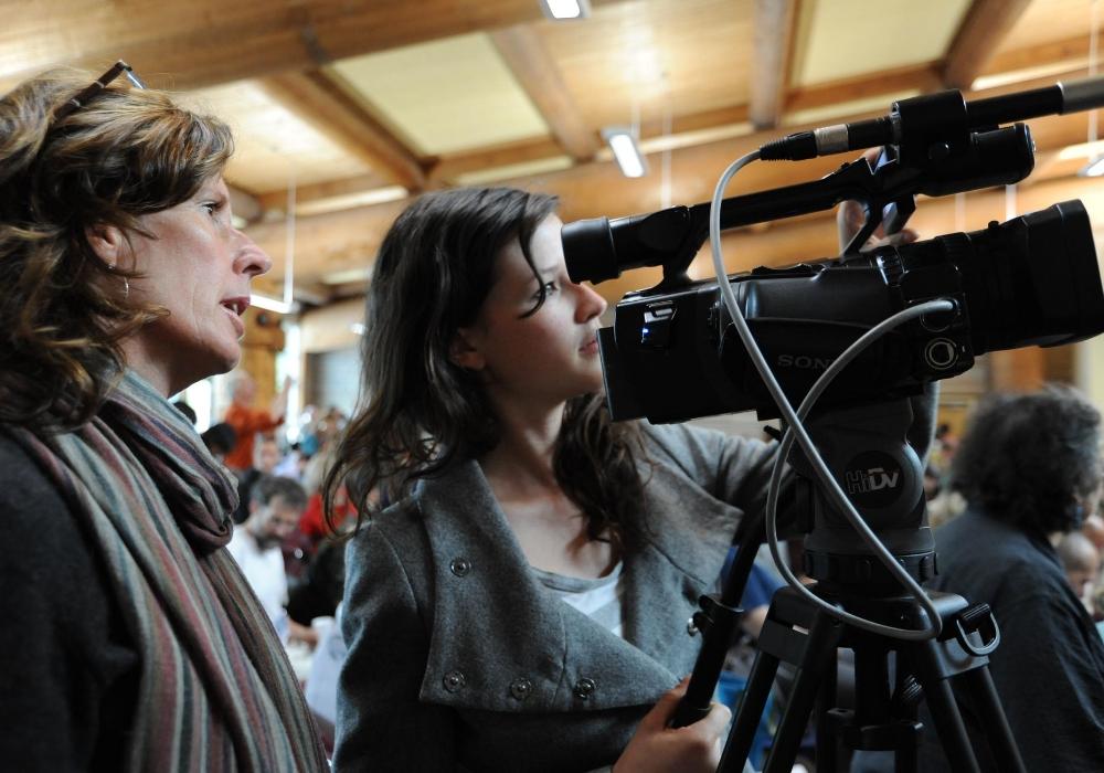 event video production crew