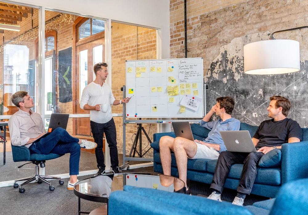 success metrics measured as a team