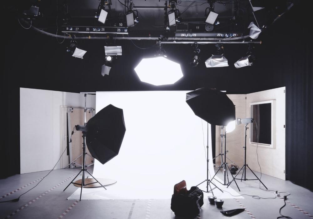 studio for interview