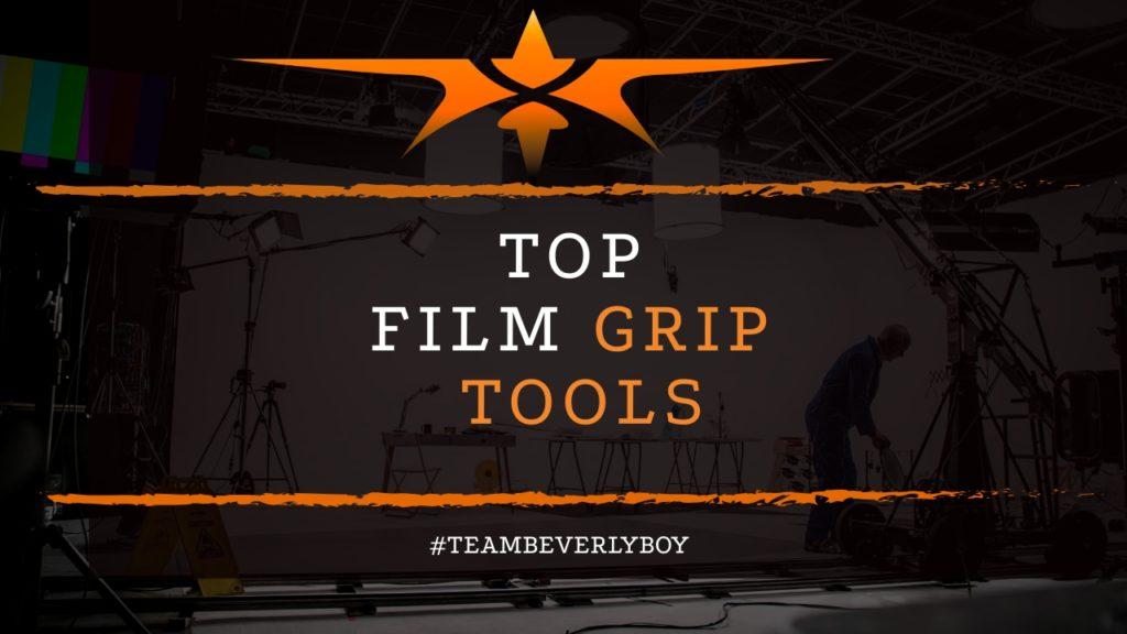 title top film grip tools