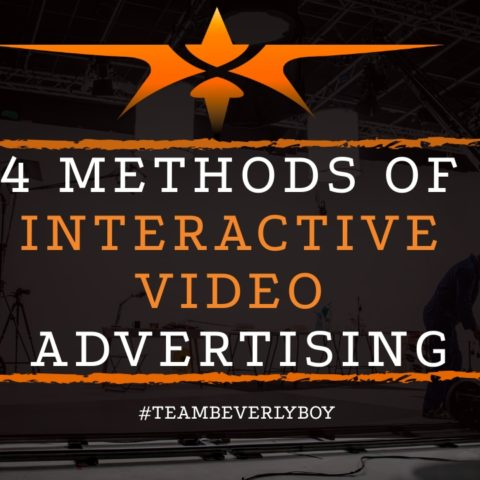 title methods of interactive video advertising