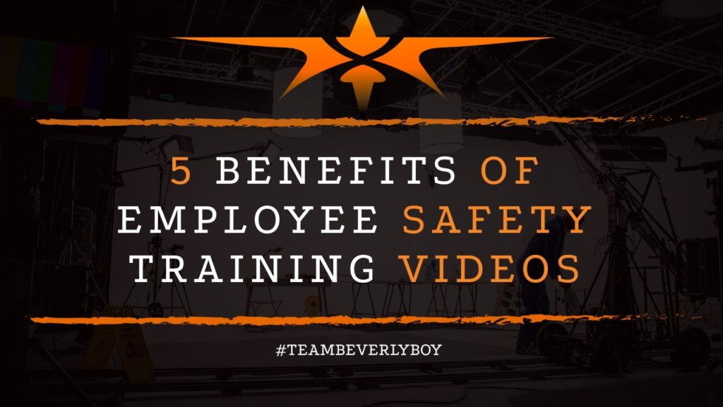 5 Benefits of Employee Safety Training Videos