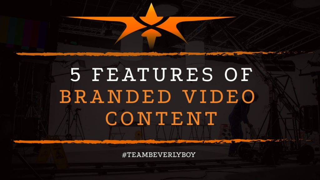 title features of branded video content